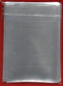 500 BUSTE PER CARTOLINE FORMATO GRANDE-BUSTINE 15x10,5 cm -Leggi condizioni
