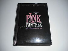 The Pink Panther Film Collection DVD 2004 6-Disc Set Peter Sellers Collector's