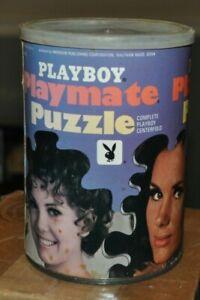 Playboy Puzzle AP112 Collinson Twins Misses October W/ All Puzzle Pieces
