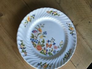 Aynsley plate bone china dessert  salad plate made in England replacement kitchenwares