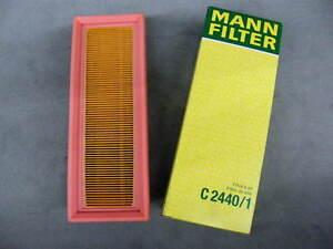 neu Luftfilter Mann C 2440/1 Fiat Tempra Tipo Uno Lancia Dedra Delta