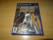 Mouse Trophy Jeu Console Ps2 notice absente