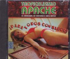 Tropicalisimo Apache Para Todos Con Sabor CD New Nuevo Sealed