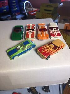 A/FX Funny car bodies,runner/project bodies. HO Slotcars