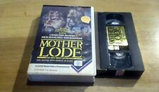MOTHER LODE UK PRE CERT GUILD VHS VIDEO 1983 UNCUT Charlton Heston Kim Basinger