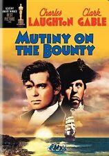 Mutiny on The Bounty 0012569509023 With Clark Gable DVD Region 1