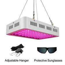300w LED Grow Light Adjustable Hanger SMD Powerful Full Spectrum Eye Protection