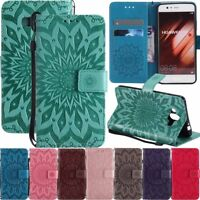 For Huawei P10 P20 Lite /Mate 10 Pro Leather Wallet Card Holder Flip Case Cover