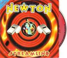 Newton - Streamline - CDS - 1996 - Eurodance Makina 4TR Cardsleeve CNR France