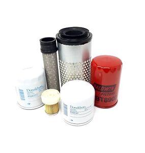 CFKIT Filter Maintenance Kit for/Kubota B7800 B2910 B2710 HSD HST