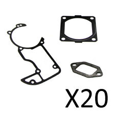 20X Crankcase Cylinder Muffler Gasket For Stihl MS660 066 Chainsaw 1122 029 0507