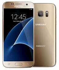 "Samsung Galaxy S7 32GB SM-G930P GOLD ""Sprint"" Android Smartphone A"