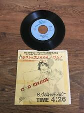 "❣RARE❣️GM COLLECTIBLE JAPANESE PROMO 7""•Last Christmas~Wham! (George Michael)"