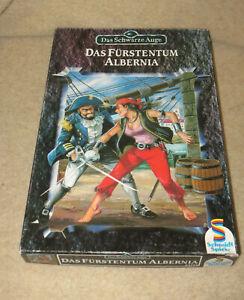 DSA - Box - Das Fürstentum Albernia - Das schwarze Auge (21)