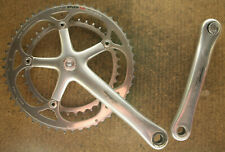 Vintage 1990's Campagnolo Record 10 speed cranks crankset chainset 172.5mm