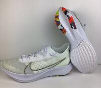 Nike Zoom Fly 3 Men's Size 15 AW VaporWeave White Running Shoes BV7778-100