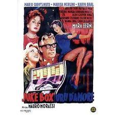 Dvd JUKE BOX URLI D'AMORE - (1960) *** Contenuti Extra *** .....NUOVO