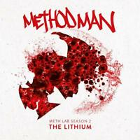 Method Man Meth Lab 2: The Lithium 2018 (Mixtape) Official Album CD Rap Trap