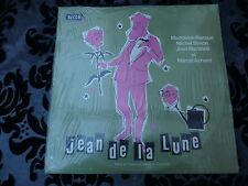 JEAN DE LA LUNE : DOUBLE LP NEUF ( MICHEL SIMON , MARCEL ACHARD , MAD.RENAUD..)