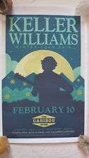 Keller Williams February 10th Nederland Colorado poster