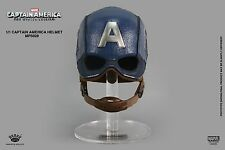 King Arts MPS028 1/1 Captain American Helmet Collection Toy