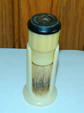 Vintage STANHOME Stanley Badger Bristle Shaving Brush & Stand.