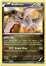 4x Pokemon Roaring Skies Reshiram - 63/108 - Holo Rare Card