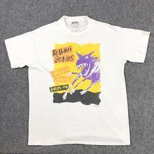 Vintage 90s ROLLING STONES Urban Jungle Brockum Europe T shirt XL Single Stitch