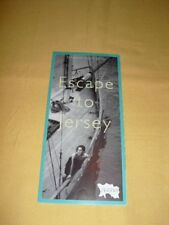 Escape to Jersey Tract Dépliant Prospectus Flyer Tourisme brochure