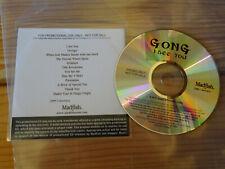 GONG - I SEE YOU / ADVANCE-ALBUM-CD 2014