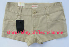 "45% OFF! AUTH MOSSIMO SUPPLY CO LOWEST RISE SHORTS SIZE 11 / 33"" BNWT US$ 14.99+"