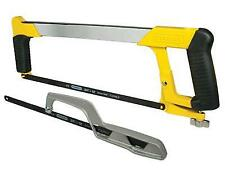 Stanley Hacksaw Heavy Duty 300mm 12 Inch and Mini Hack Saw 1-20-110 Sta120110