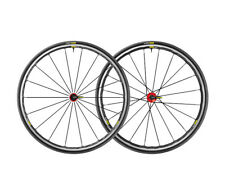 Mavic Ksyrium Elite UST 700x25 Wheelset Inc Tyres - Red