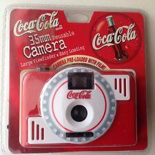 Vintage Coca Cola Camera / New