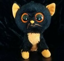 "©2013 TY Beenie Babies ""Moonlight"" Halloween Bean Bag Stuffed Animal"