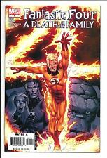 Fantastic Four: A Death in the Family (One-Shot, juillet 2006), VF/NM