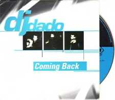 DJ Dado - Coming Back - CDS - 1997 - Italodance 2TR Cardsleeve Hot Tracks France