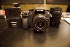 Panasonic Lumix G7 16.0 MP Kit with 14-42, 45-150 lenses