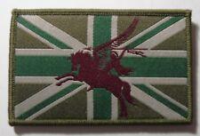 British Army Parachute Regiment/Pegasus Morale ID Patch/Badge - New