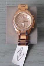 Fossil Damen Chronograph Uhr Modell: ES3352   + NEU +