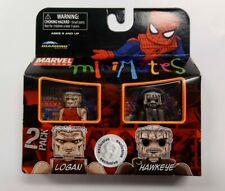 Marvel Minimates Old Man Logan Hawkeye Toys R Us Exclusive RARE TRU figure