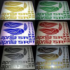 Aprilia SR  Decals/Stickers ALL COLOURS AVAILABLE!