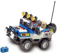 Sluban M38 B0131  Offroad  Jeep blau  Neu & OVP