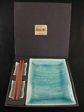 "Sushi Set ""Utsuwa No Yakata"" The Art of Tableware Made in Japan"