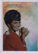 Woman of Star Trek Leading Ladies LL1 card