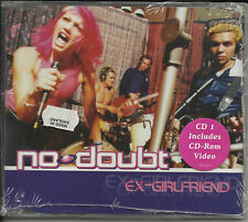 NO DOUBT Ex Girlfriend UNRELEASE & VIDEO CD single SEALED Gwen Stefani USA selle