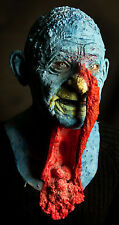 "Silicone Mask ""Turkey Man"" Hand Made, Halloween  High Quality, Realistic Active"
