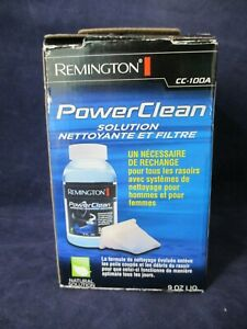 Remington CC-100A Refill Power Clean Advanced Solution One Filter New In Box