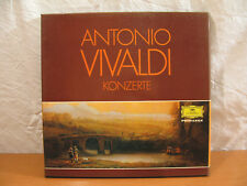 "Deutsche Grammophon Doppel-LP Antonio Vivaldi ""Konzerte"""