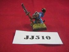 OOP Warhammer  Skaven Poison Wind Globadier 1987 Metal Ref JJ510